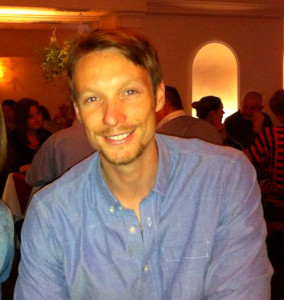 Ben Holbrook Food and Travel WriterBlogger
