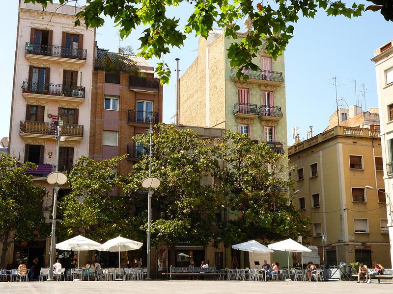 Plaça de Sol, Gràcia, Barcelona
