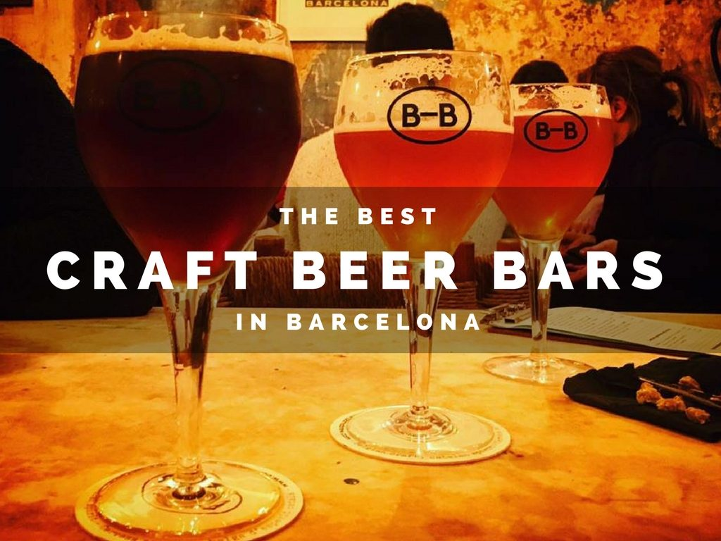 Barcelona 39 s best bars clubs and party spots your inside for Best craft beer club