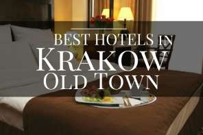 Best Hotels in Krakow Old Town