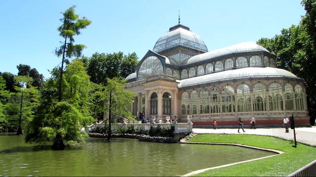 Crystal Palace Madrid El Retiro