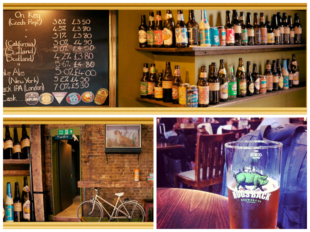 The Fox Craft Beer House East London