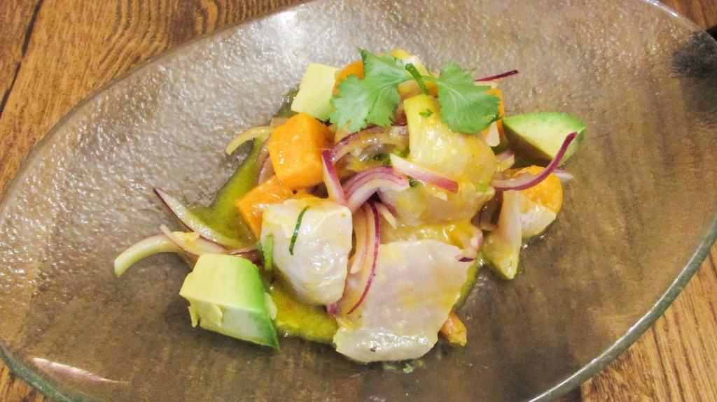 Ceviche Andina Shoreditch Peruvian Restaurant