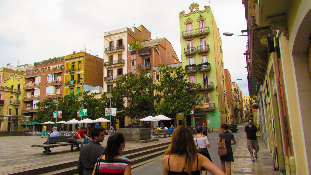Plaça de Sol - Gracias, Barcelona