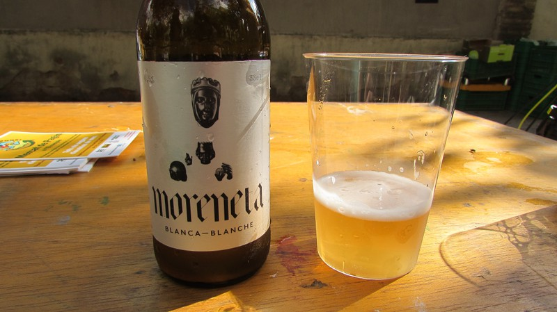 Barna Brew Blanche Beer