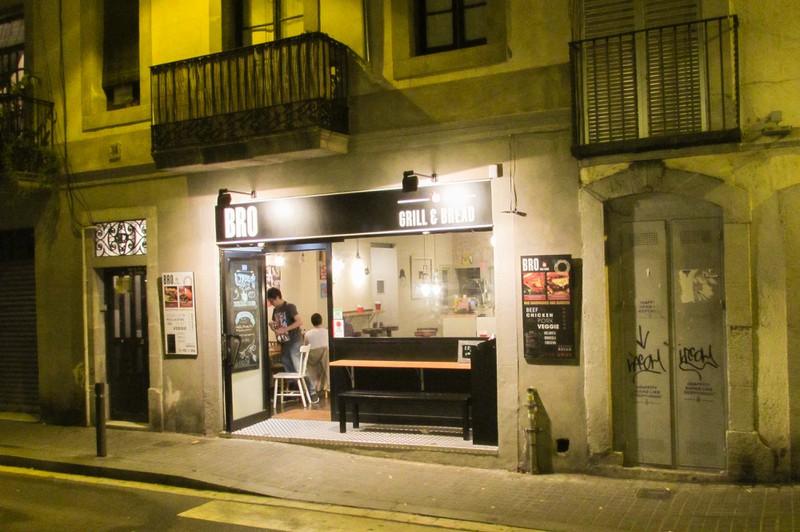 Bro Barcelona Argentinian Grill House Barceloneta