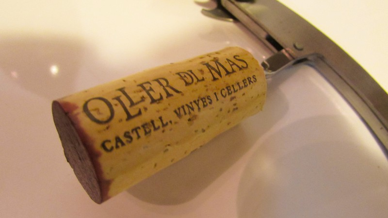 Oller de Mas Winery and Vineyard in La Baiga Catalunya Barcelona