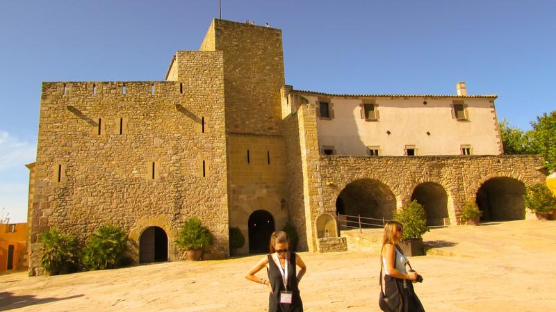 Oller del Mas Castle Experience Wine Tasting Barcelona Catalunya