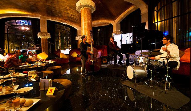Hotel Casa Fuster Passeieg de Gracia Barcelona 5 Star hotel