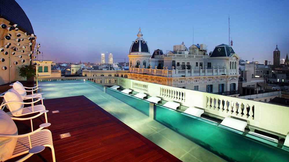 10 best luxury hotels in barcelona 4 5 star an for Design hotel 5 star