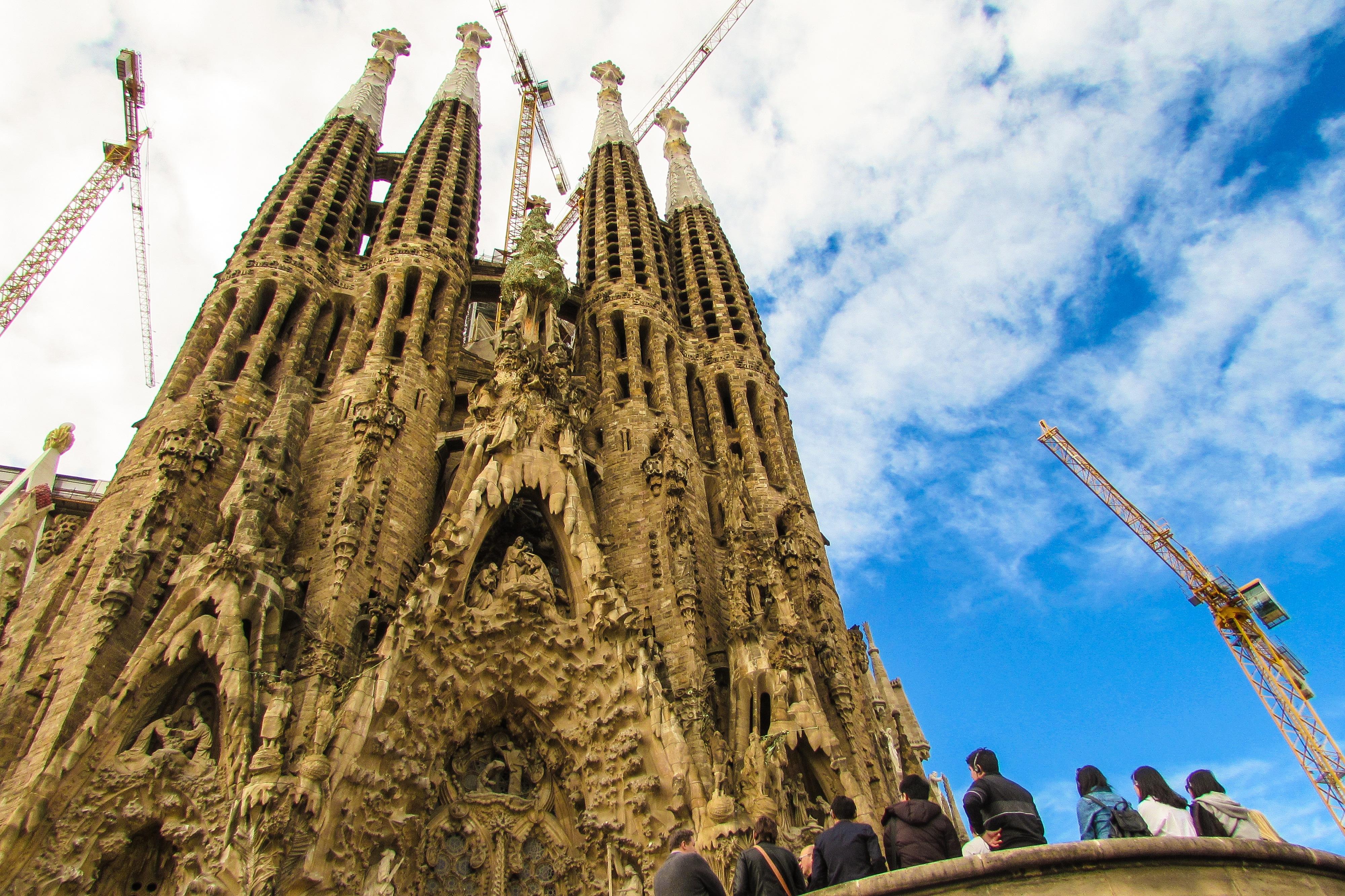 Sagrada familia barcelona skip the line do it right for De la sagrada familia