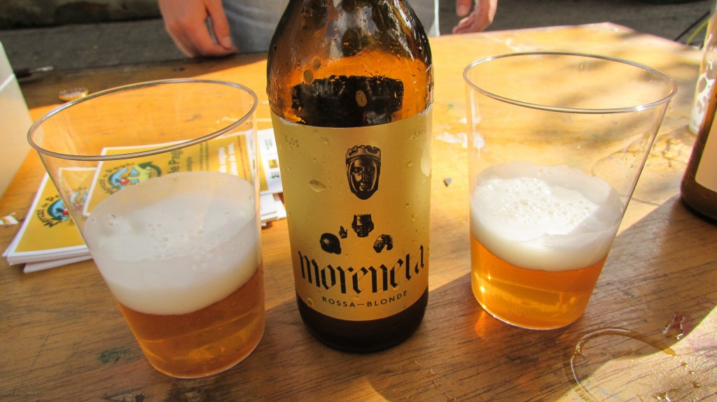 Moreneta Craft Beer from Barna-Brew in Barcelona