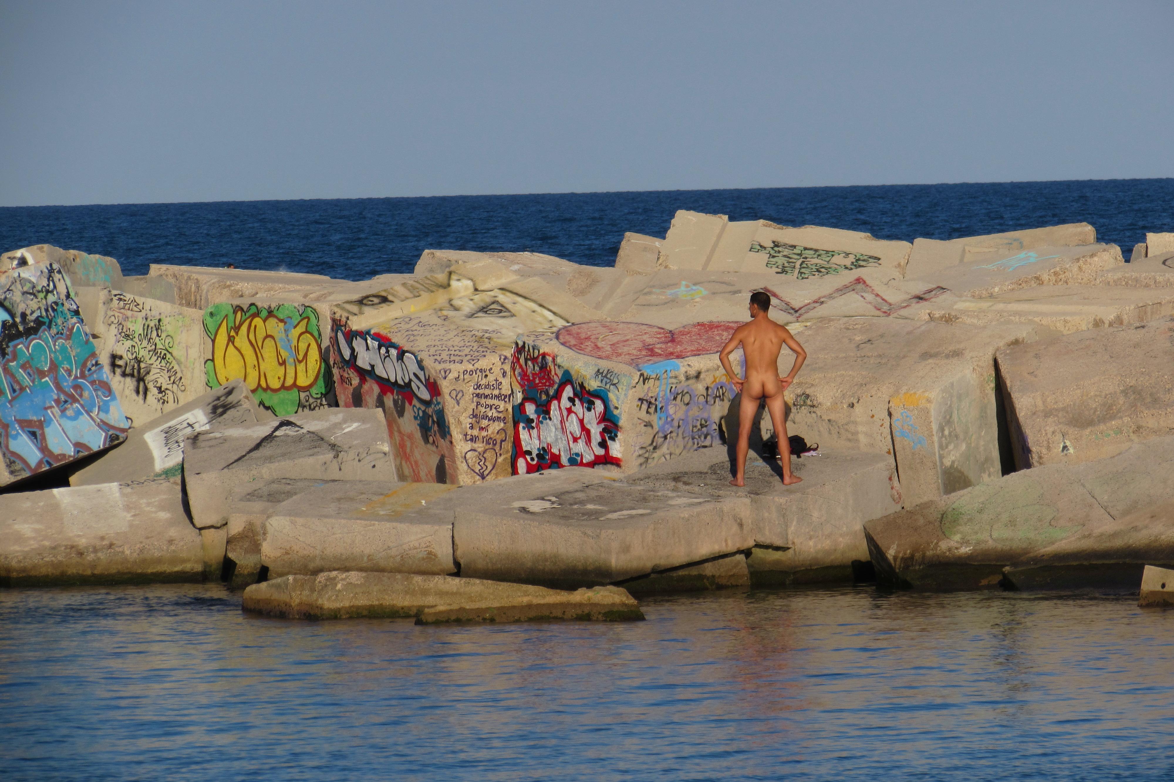 Barceloneta Beach in September ~ No Filter - Driftwood Journals