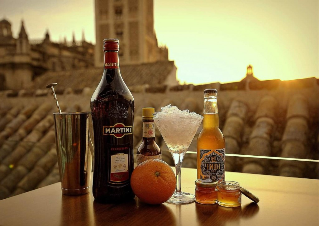 Doña Maria Hotel ~ Rooftop bar Sevilla