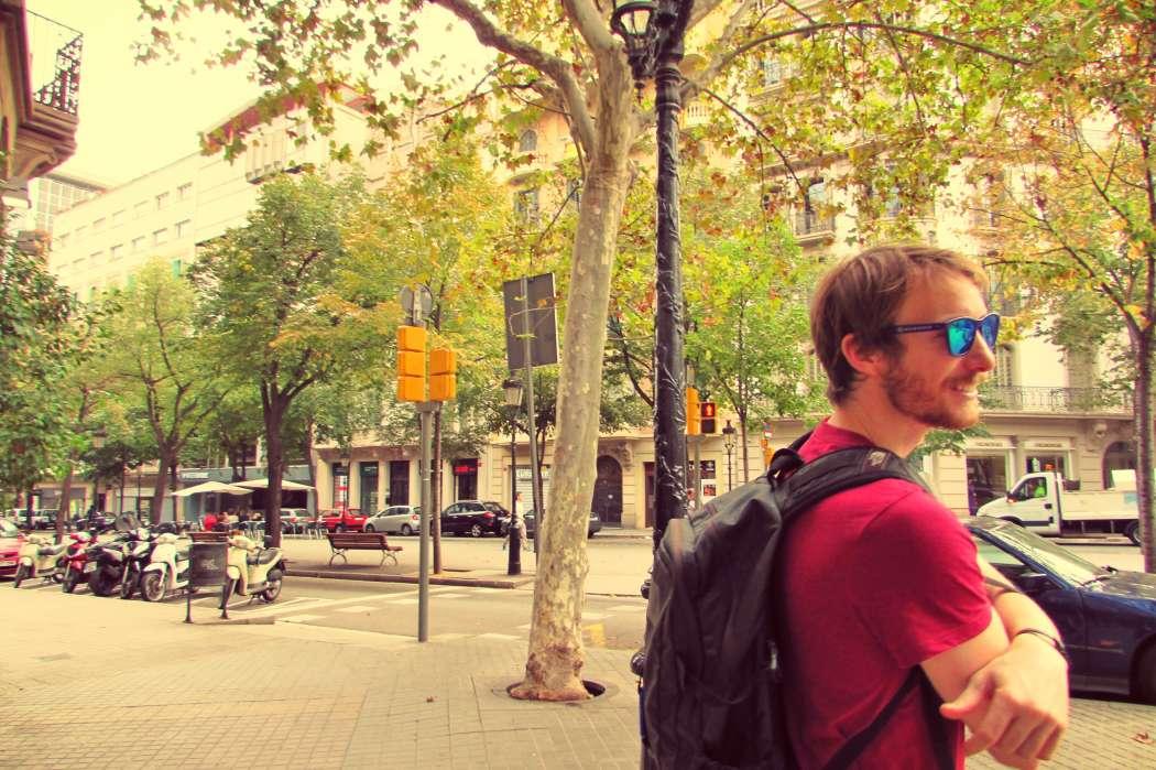 Ben Holbrook Travel Blogger Packing List