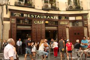 Where to Eat Breakfast, Lunch and Dinner in Madrid ~ An Insider's Guide