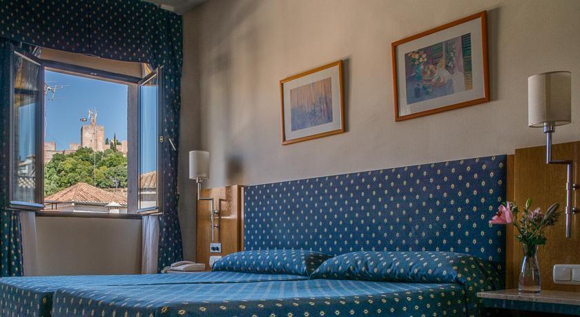 Hotel Inglaterra Granada Spain