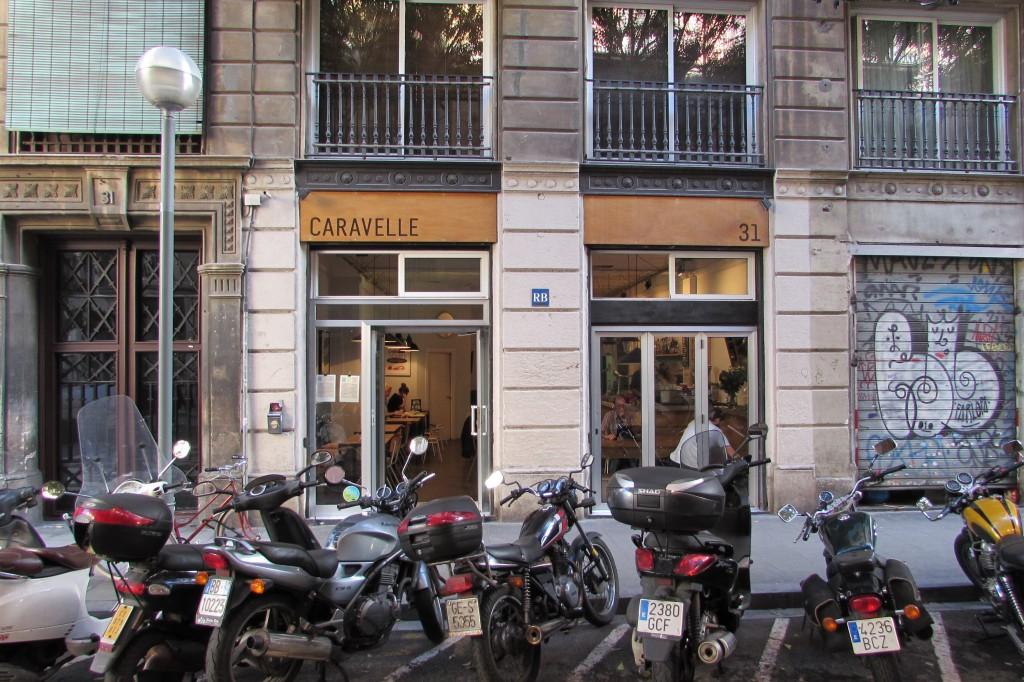 Caravelle Barcelona BRUNCH SPOT