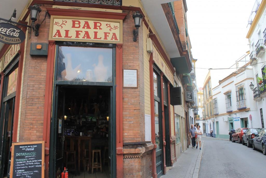 Bar Alfalfa Seville