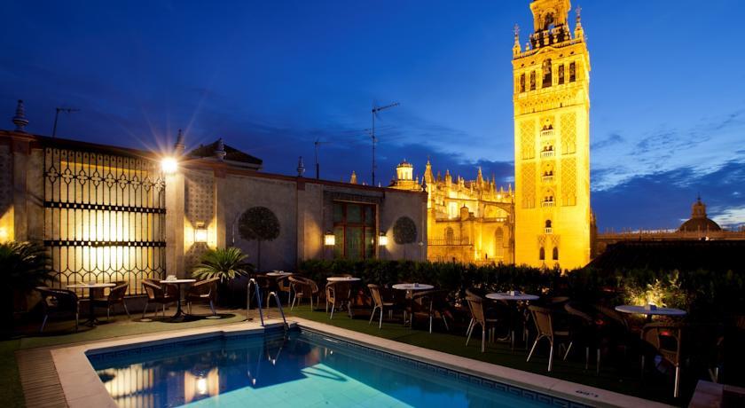 Dona Maria Hotel Seville Spain
