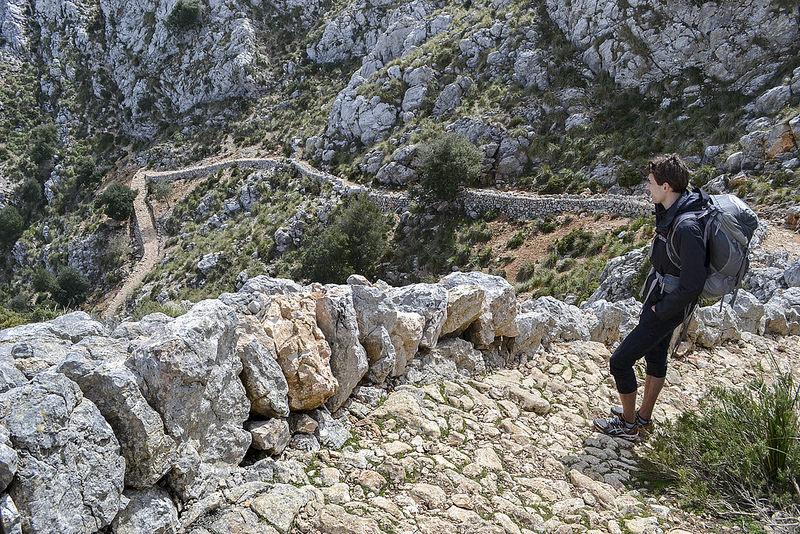 Es Torrent de Pareis Mallorca Hiking