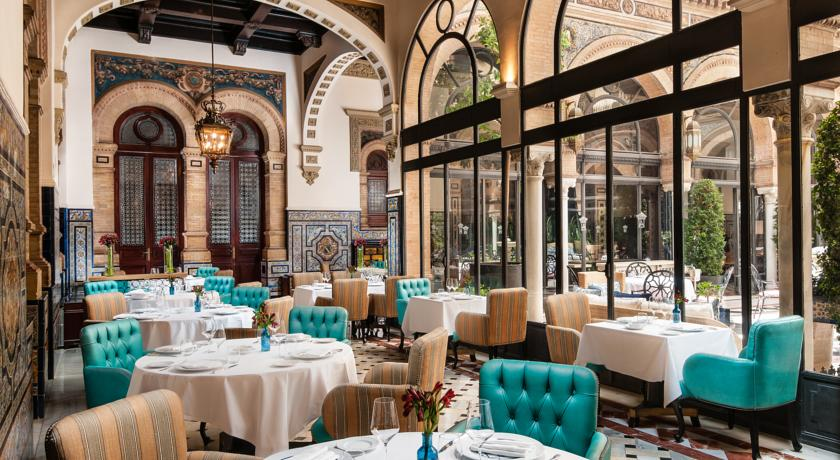 Hotel Alfonso Xiii Five Star Seville