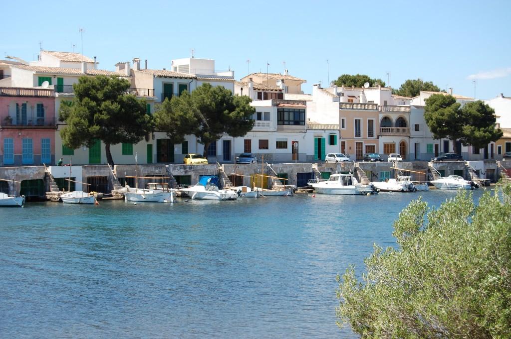 Porto Colom Mallorca Spain