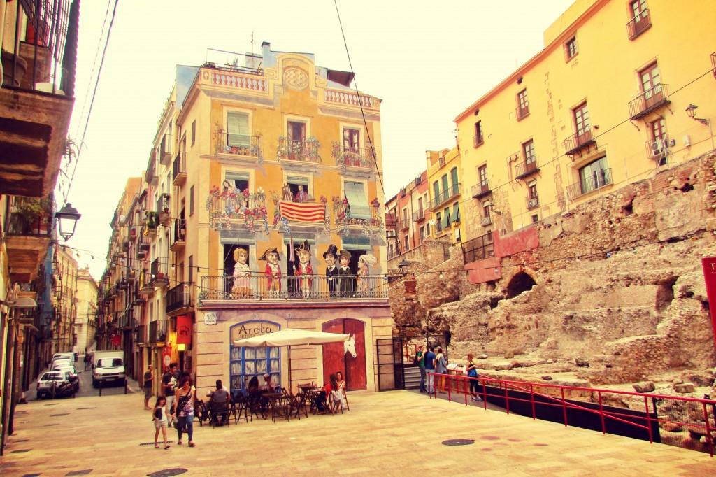 Tarragona CIty, Catalonia Spain