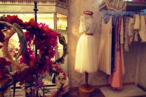 L'Arca, Barcelona: This Vintage Bridal Shop Made Kate Winslet's Titanic Dress