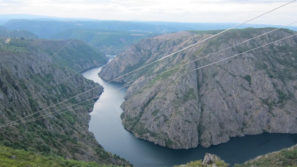 Galicia Ourense Sil Canyon