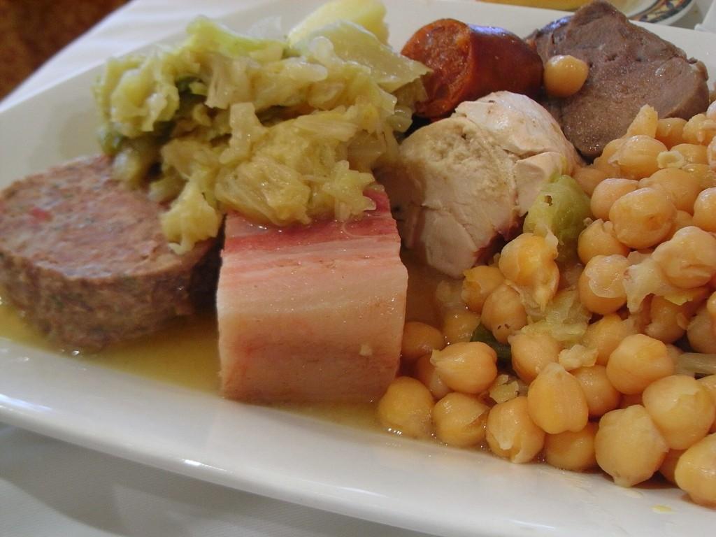 Escudella i Carn d'Olla Barcelona