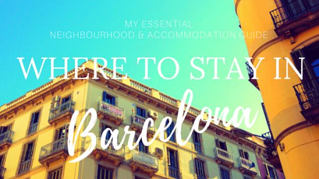 Luxury Hotels Near Las Ramblas Barcelona