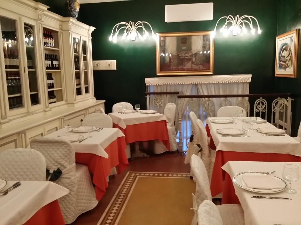 Antica Trattoria delle Gigina Bologna Italy