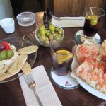 Traditional tapas and vermouth at Bodega Els Sortidors del Parlament