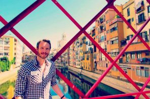 A Travel Writer's Journal #1 ~ Alone in Girona, Catalonia