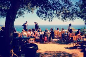 La Caseta del Migdia Montjuic Barcelona ~ Secret Viewpoint and Picnic Area