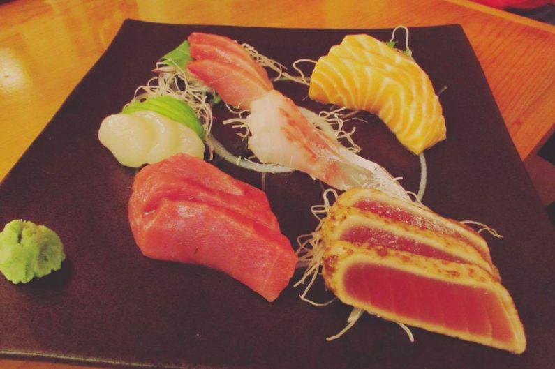 best Sushi in Barcelona at The Tatami Room in Poblesec Barcelona
