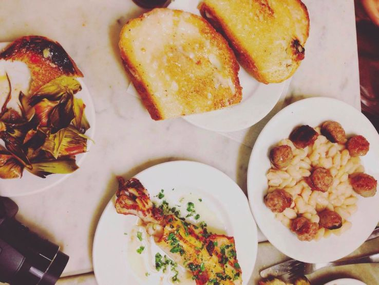 Fresher-than-fresh fish and classic Catalan tapas in the old fisherman's quarter