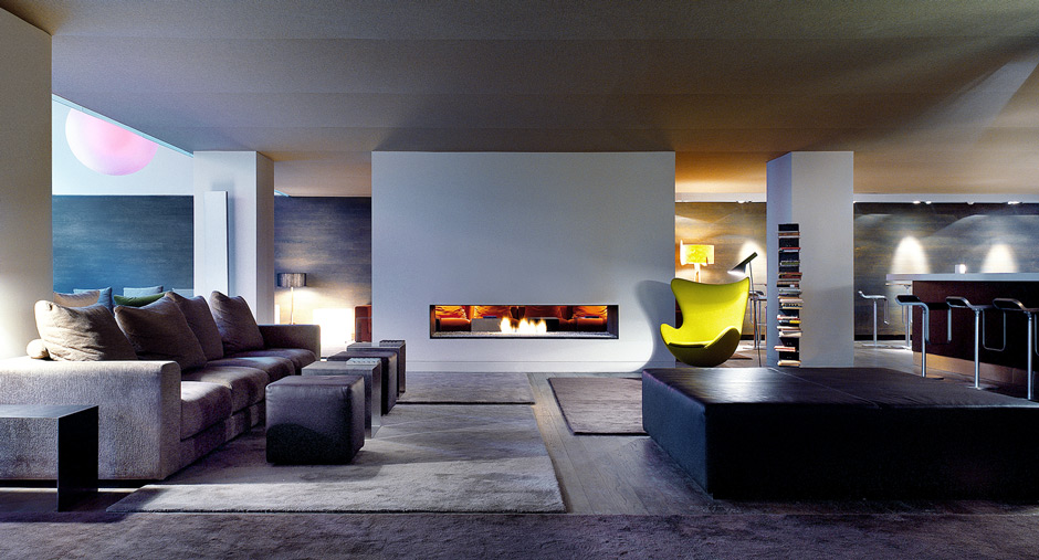 Hotel Omm Luxury 5 Star Hotel In Barcelona Lobby