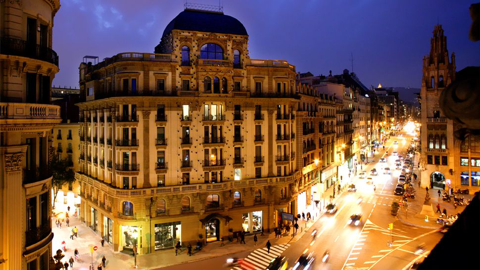 Ohla Hotel Luxury Boutique 5 Star Stay In Barcelona City Centre