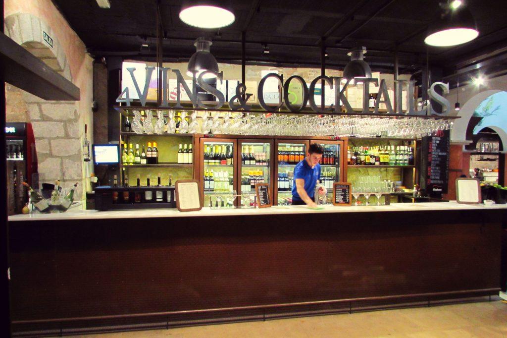 Princesacfood Market Barcelona bar