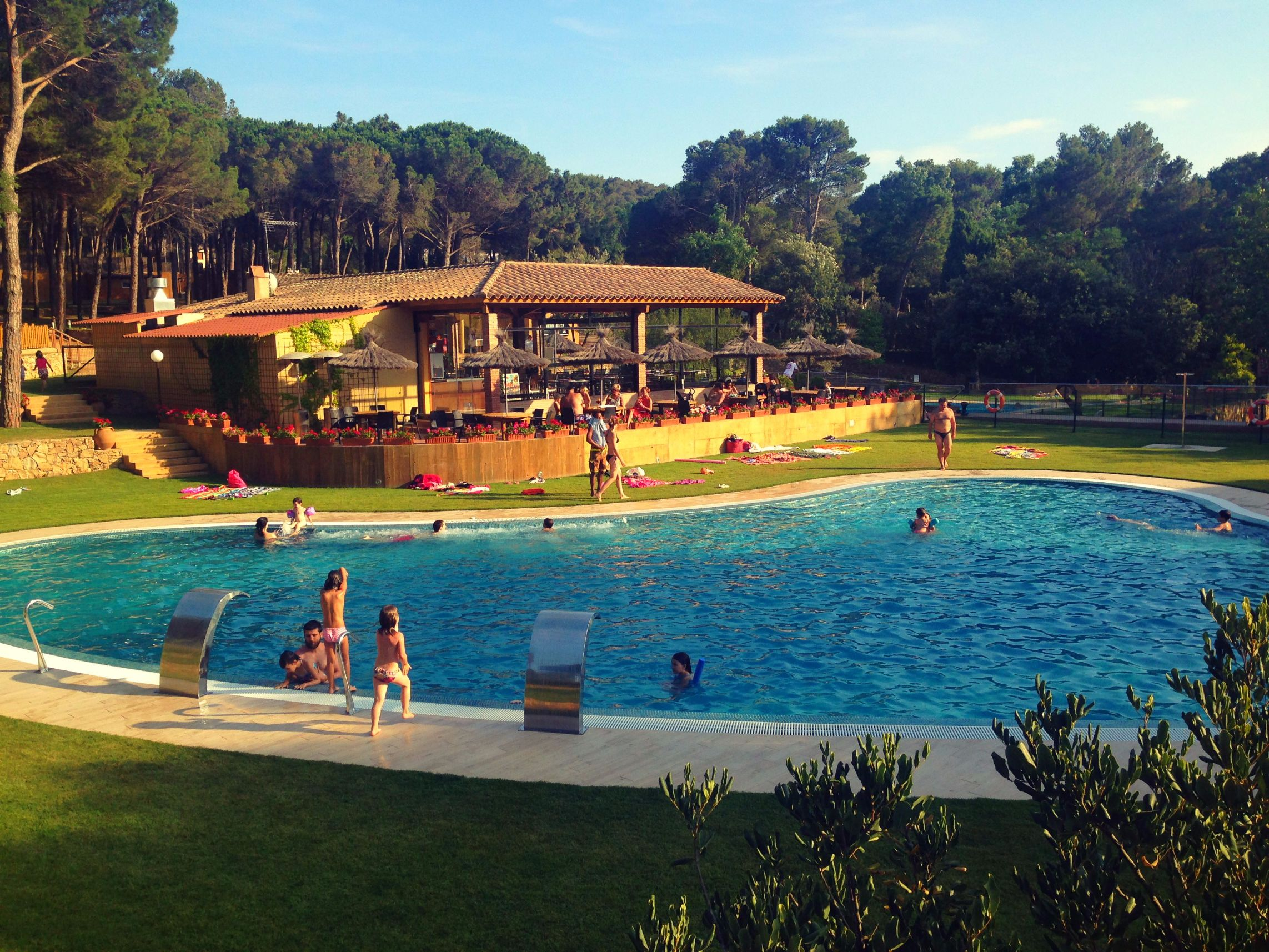 En holidays shared images guides spain costa brava jpg - Camping Begur One Of The Best Campsites On The Costa Brava