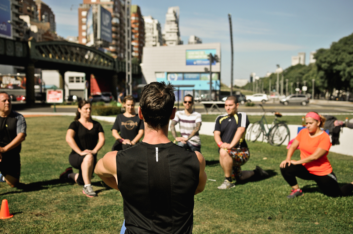 Personal Training Group Classes in Barcelona