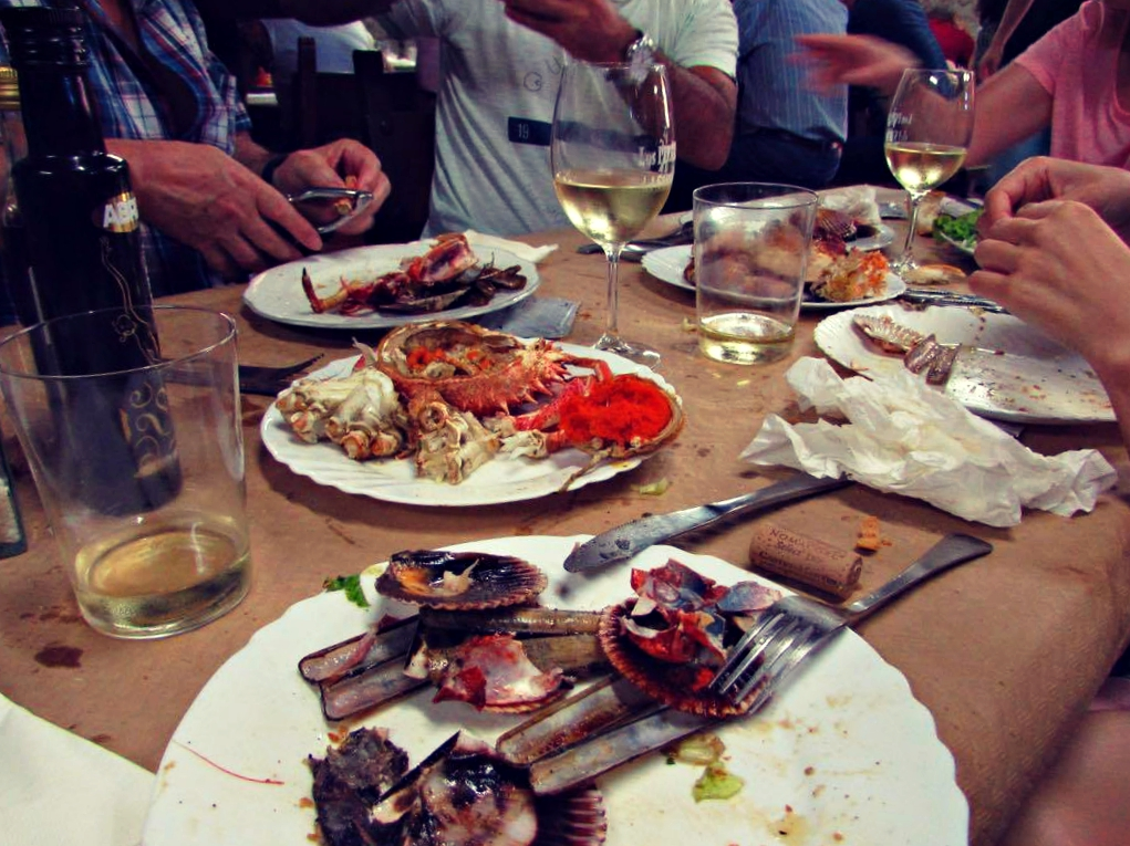 What to eat drink in asturias northern spain a foodie for Asturias cuisine
