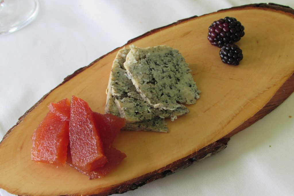 Cabrales blue cheese - Asturias' most famous cheese