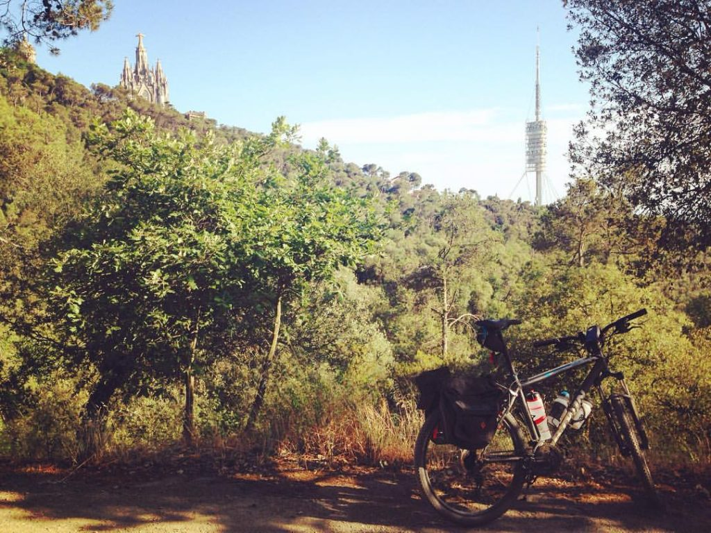 Collserola, Barcelona - the world's largest metropolitan park)