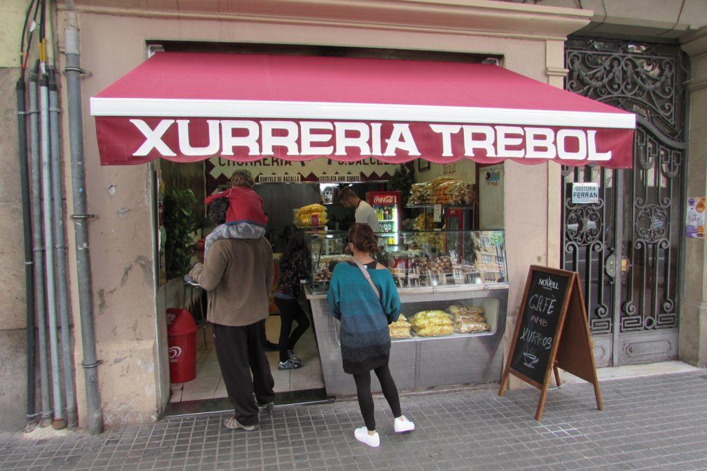 Xurreria Trébol Barcelona