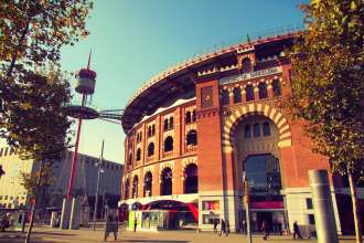 Las Arenas Shopping Mall - one of Catalonia's many repurposed bullrings.