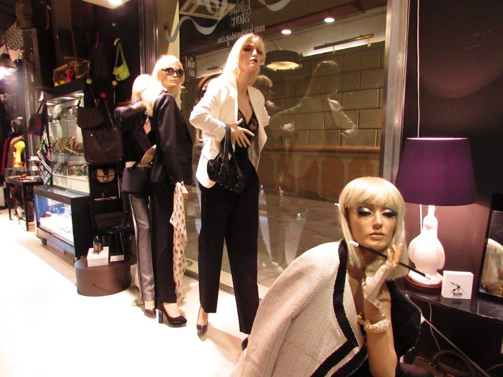Blow by Le Swing Barcelona Vintage Fashion Boutique Shop