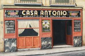 Casa Antonio, Madrid Tapas Bar and Restaurant